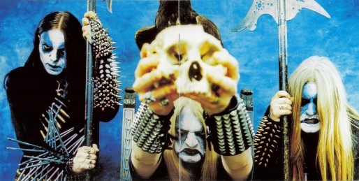 Satyricon before their postmodern makeover, 1996 e.v.